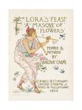 Crane  Flora's Feast