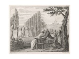 18th Century Gardenparty