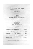 Programme for Beethoven's Grand Choral Symphony  1852