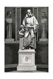 Galileo  Statue  Figuier