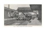 End of Broad Gauge  1892