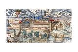 Buda in 1544