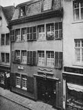 Beethoven  Bonn B'Place