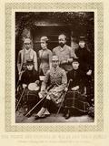 Edward VII  Family C1883