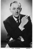 Alec Guinness  Postcard