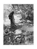 Friedrich 1 Drowns