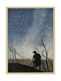 Milton  Comus  Stars 1634