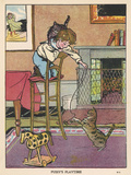 Boy with Cats 1901