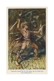 Herakles Versus Hydra