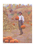 Farmer in Autumn 1906