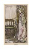 Cordelia in King Lear