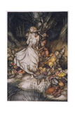 Illustration to Goblin Market