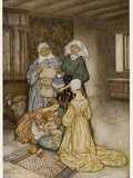 Three Nurses and Child