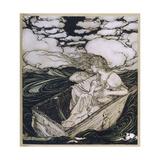 Danae Cast Adrift (1903)