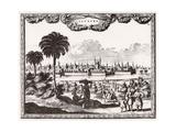 Cairo  Circa 1700