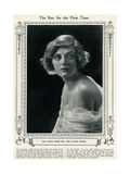 Gladys Cooper in 1923
