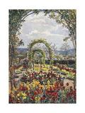 Moor Park Garden 1908