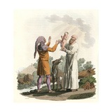 Ancient Irish Priests