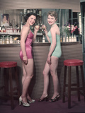 Cocktail Girls 1950S 4  4