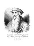 Cardinal Claude Longwy