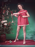 Pin-Up  Presents and Tree