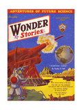 Wonder Stories  Guns