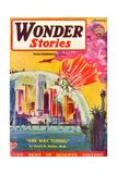Wonder Stories  NY Dome