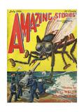 Monster Tsetse Fly