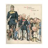 Bismarck Vs Chancellers