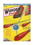Wonder Stories  3  1932