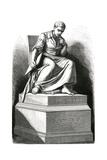 Giovanni Cassini Statue