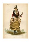 The Witch  Fancy Dress