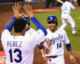 2014 World Series Game 6: San Francisco Giants V Kansas City Royals