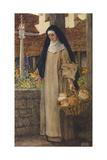 Guinevere a Nun