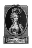Jeanne Becu Comtesse Du Barry
