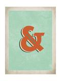 Vintage Ampersand