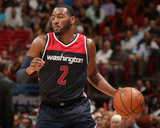 Washington Wizards v Miami Heat