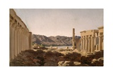 The Temple of Philae  1868
