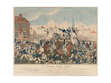 The Peterloo Massacre  16th August 1819