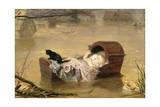A Flood  1870