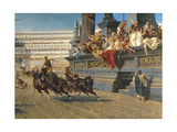 The Chariot Race  C1882