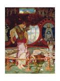 The Lady of Shalott  C1886-1905