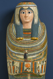 Cartonnage Mask of Shep En-Mut  800 BC