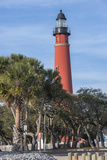 USA  Florida  Ponce Inlet  Ponce De Leon Inlet Lighthouse