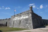 USA  Florida  St Augustine  Castillo De San Marcos