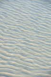 USA  Florida  New Smyrna Beach  Pattern in Sand