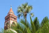 USA  Florida  St Augustine  Hotel Ponce De Leon  Flagler College