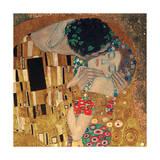 Le Baiser, vers 1907, détail Giclée par Gustav Klimt