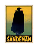 Porto and Sherry Sandeman  1931