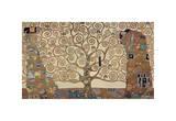 L'arbre de vie, 1909, fresque du Palais Stoclet Giclée par Gustav Klimt